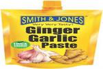 Ginger Garlic Paste (अदरक लहसुन पेस्ट)